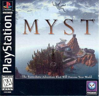 Screenshot Thumbnail / Media File 1 for Myst [NTSC-U]